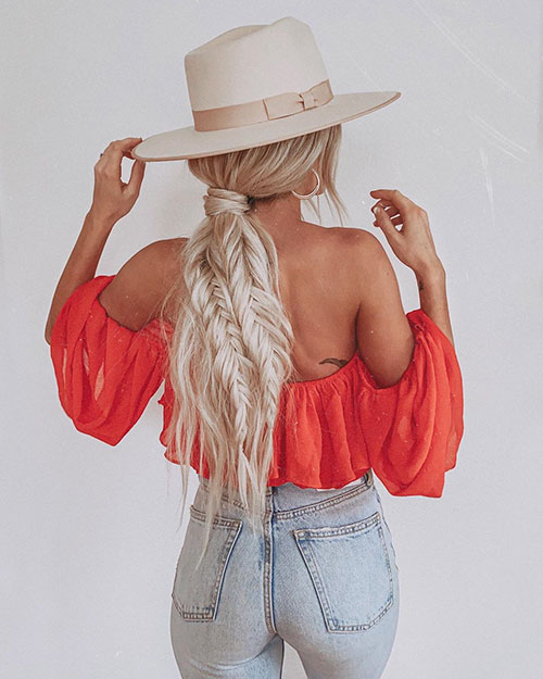 Long Ponytail Hairstyles