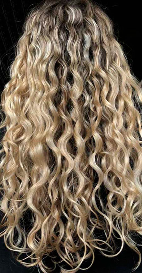 Hair Cut For Wavy Long Hair