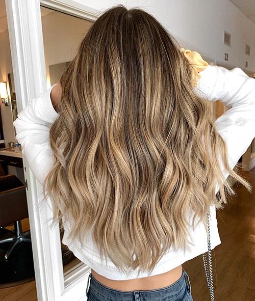 Highlights For Long Hair Ideas