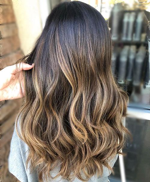 Long Hair Highlights 2020