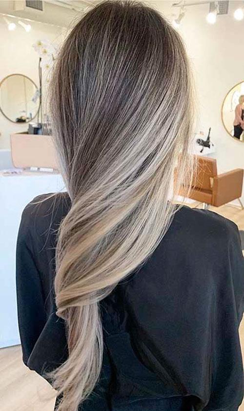 Balayage Price For Long Hair