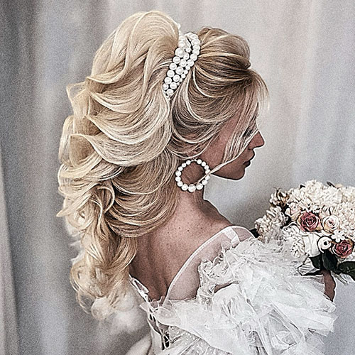 Long Hairstyle Updo Ideas