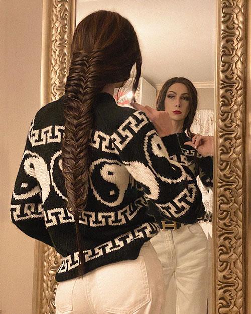 Hair Braid Style For Long Hair