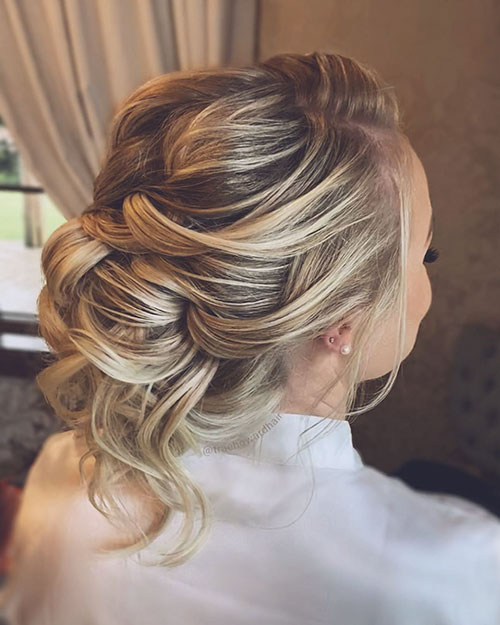 Updo Hairstyles For Long Locs