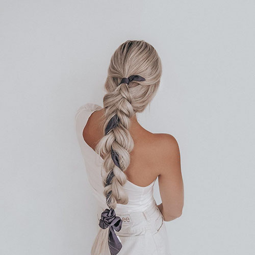 Womens Long Hair Braid Styles