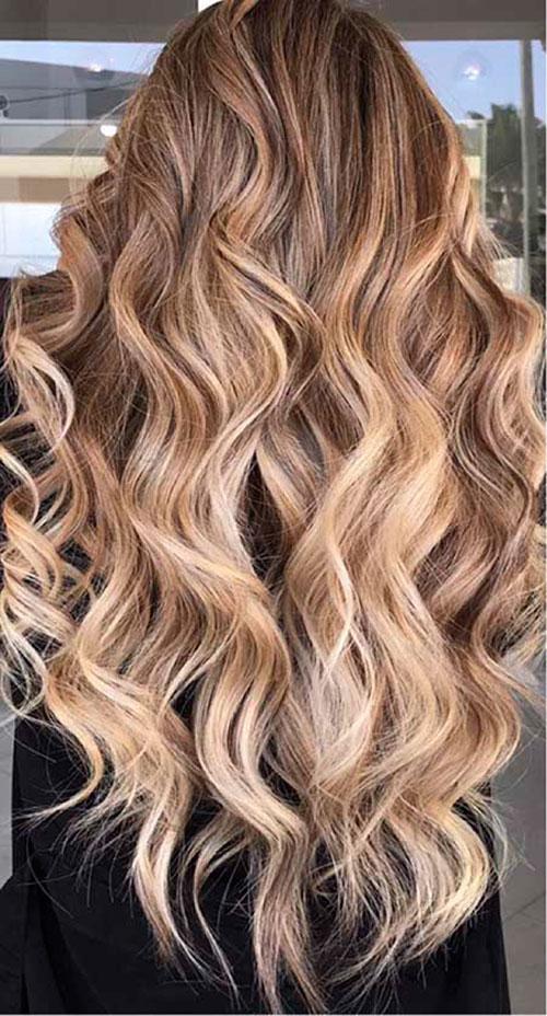 Flapper Long Hair