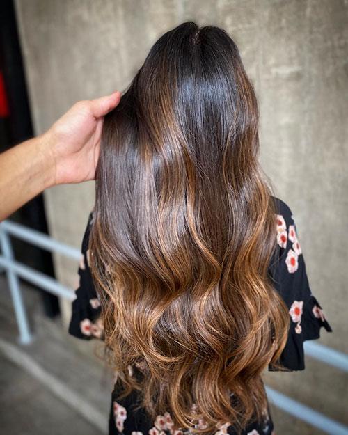 Long A Frame Haircut