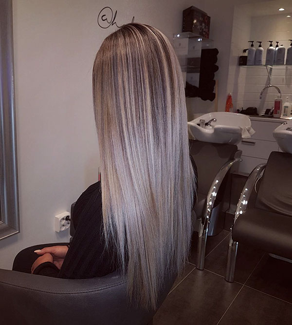 Hairstyle Ideas For Long Thin Hair