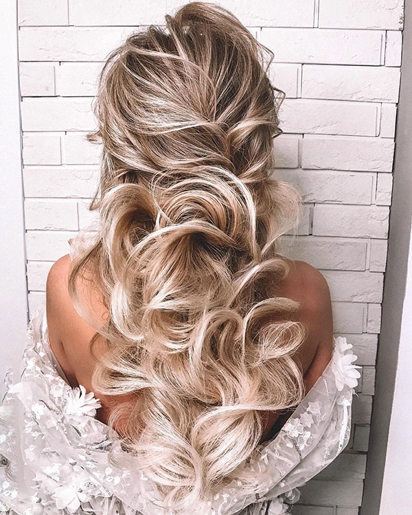 2020 Prom Hairstyles For Long Hair
