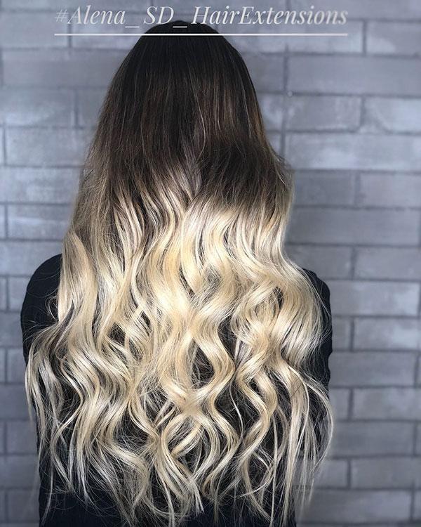 Best Haircut For Thin Long Hair