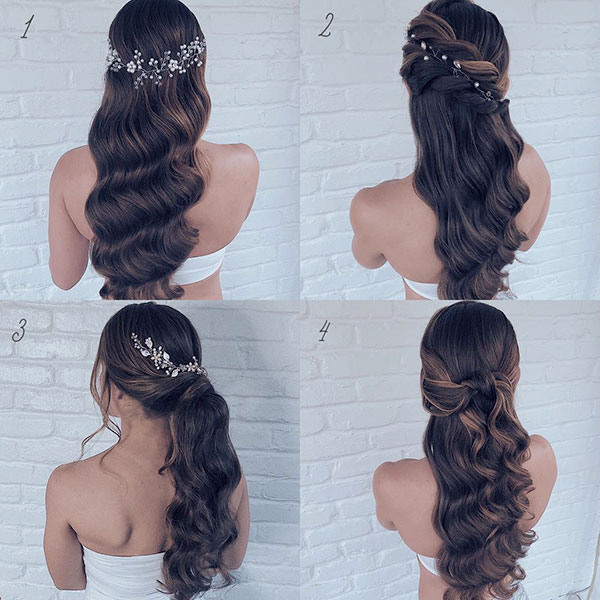 Best Prom Hair Styles For Long Hair