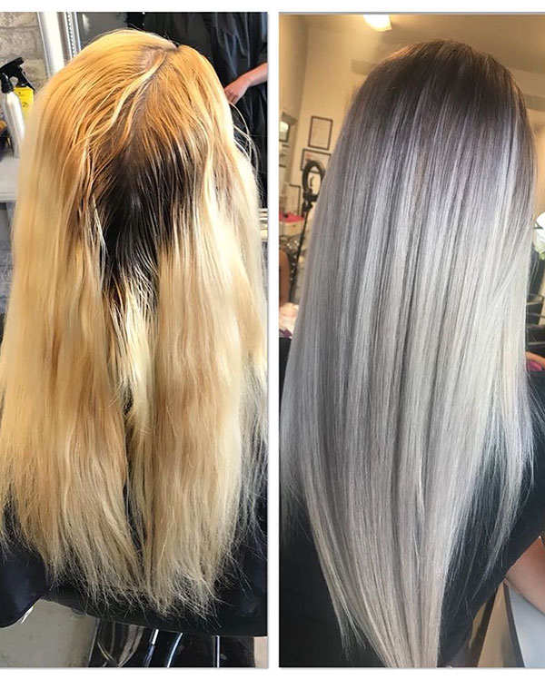 Cool Hairstyles For Long Thin Hair