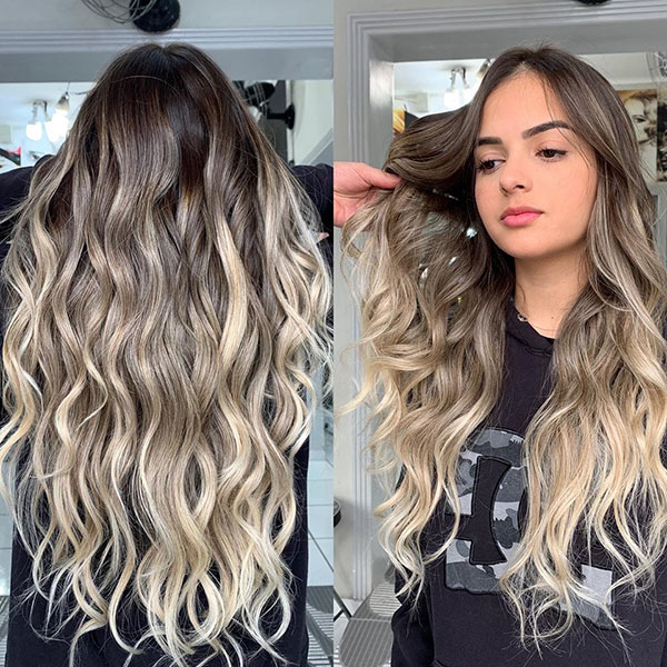 Hairstyles For Long And Thin Hair