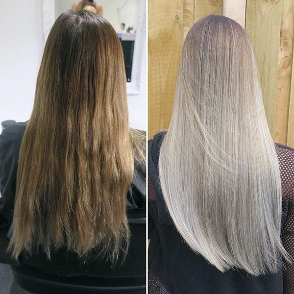Haircuts For Thin Long Hair
