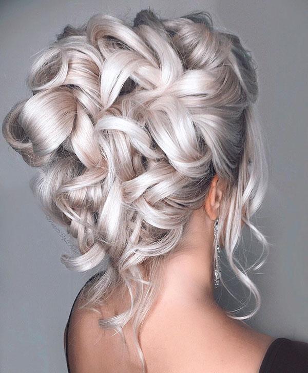 Long Prom Hair
