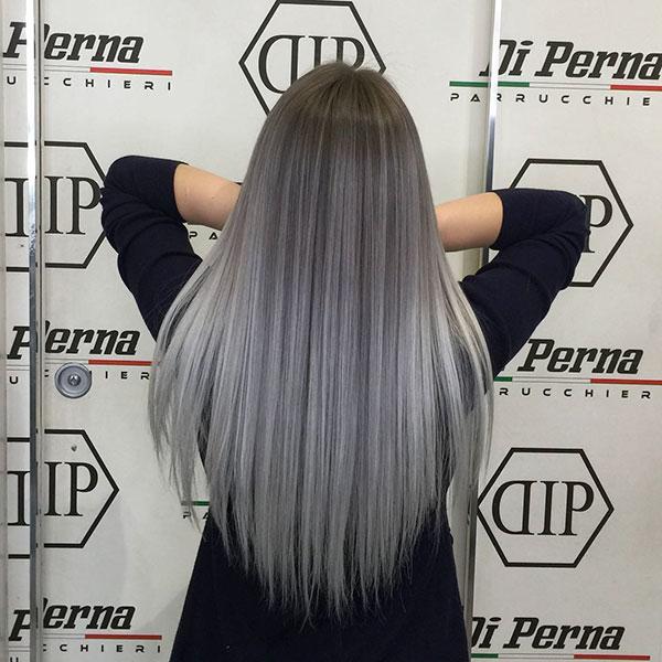 Long Thin Haircut Ideas