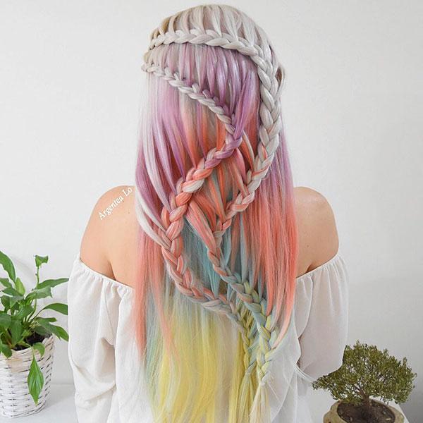 Romantic Long Hairstyles