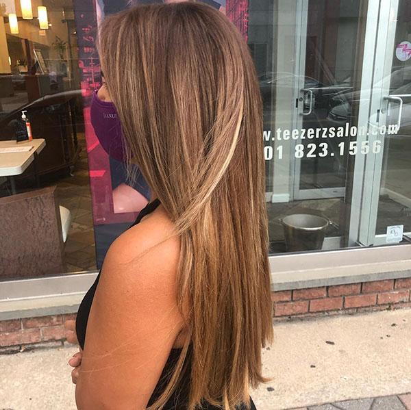 Best Haircut For Girls Long Hair