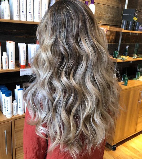 Balayage Long Hairstyles For Women