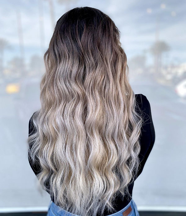 Long Hair Cut For Girls