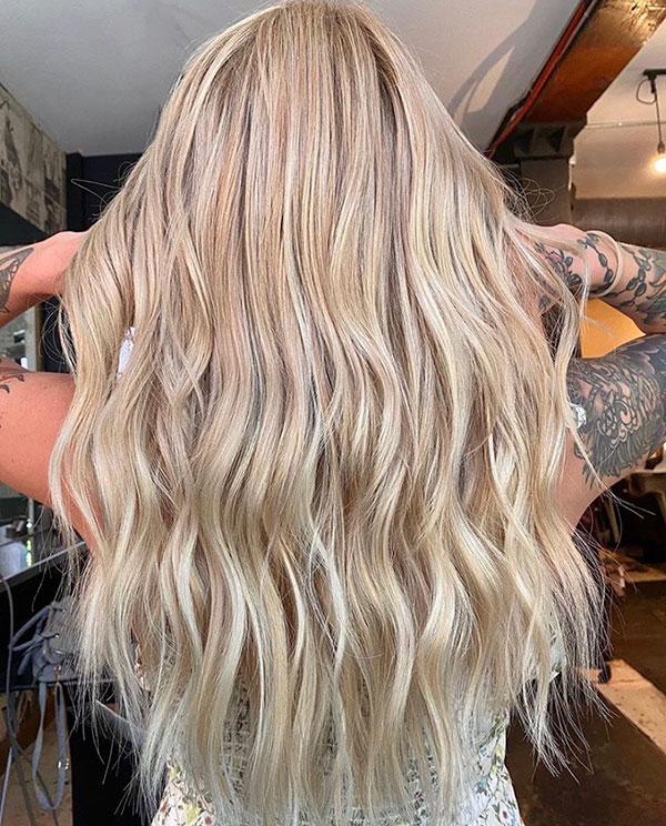 Long Hair For Women