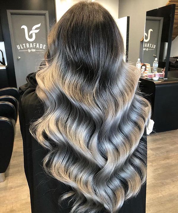 Long Hair Styles For Girls