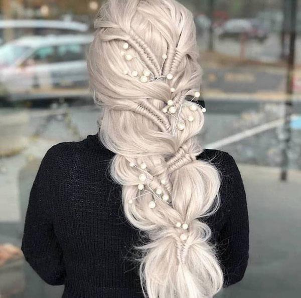 Romantic Long Haircuts