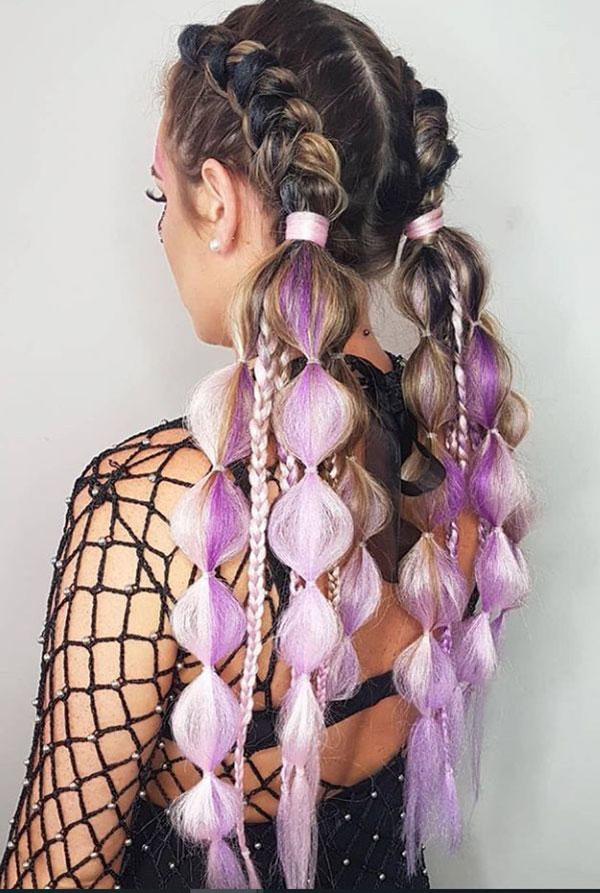 Long Romantic Hair