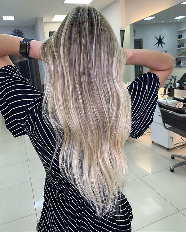 Long Haircut Ideas For Women