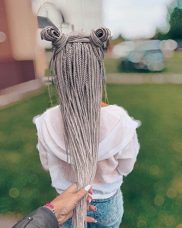 Cool Braids For Long Hair