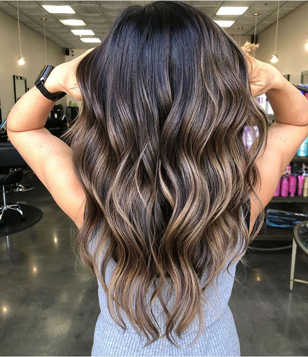 Haircuts For Girls With Long Hair