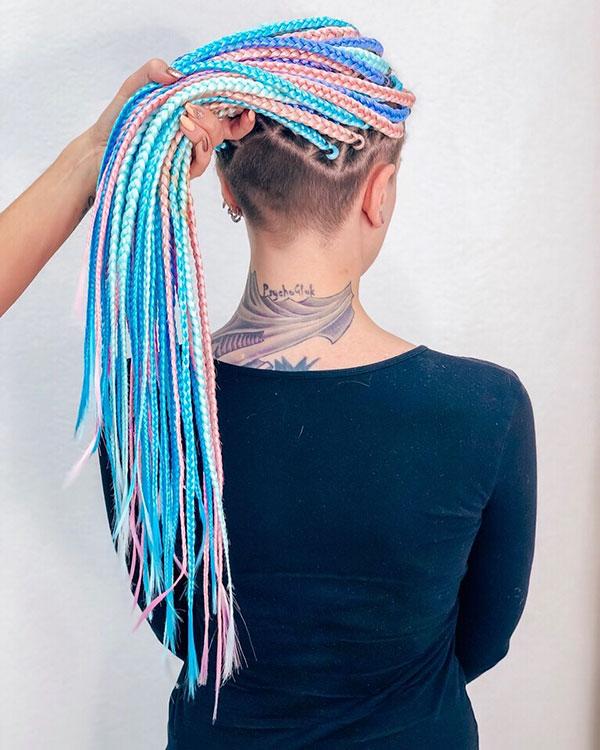 Long Braids Styles
