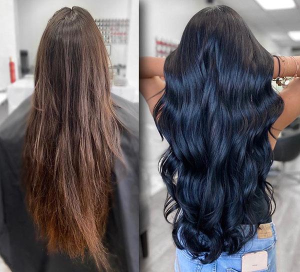 Long Hair Cuts For Wavy Hair