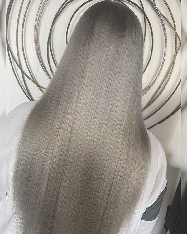 Long Straight Hairstyles 2020