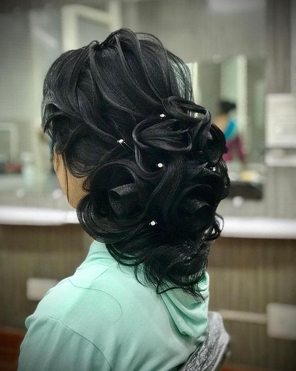 Long Bridal Hairstyles
