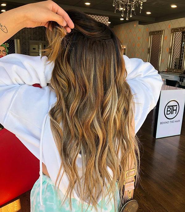 Girls With Beautiful Long Hair