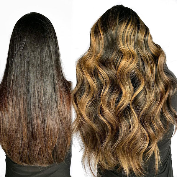 Balayage For Long Hair
