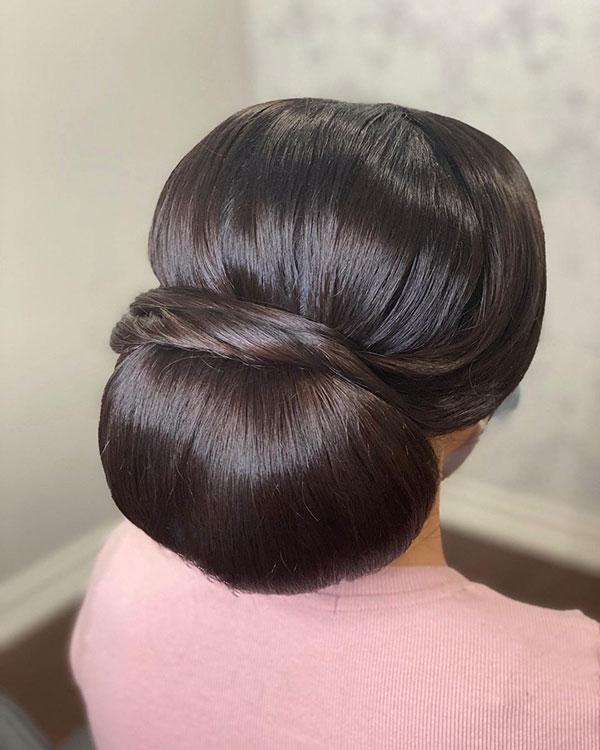 Bridal Hairdos For Long Hair