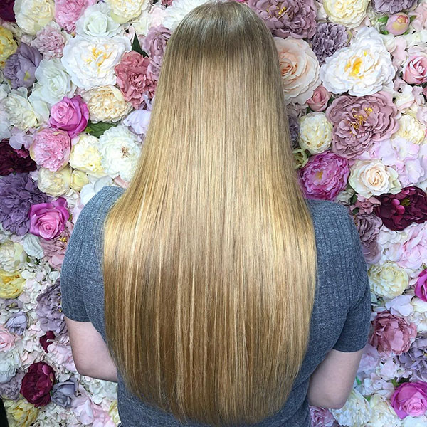 Long Thick Hairstyles