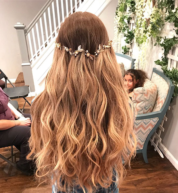 Pretty Long Hairstyles 2021