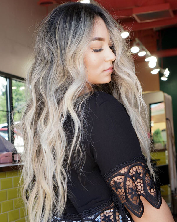 Long Pretty Hair Images