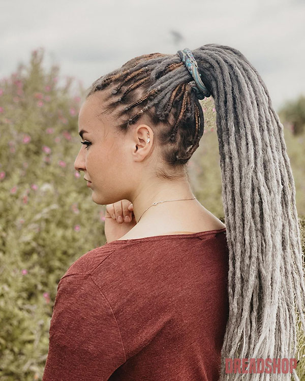 Long Dreadlocks For Women