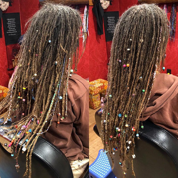 Best Long Dreadlocks Styles