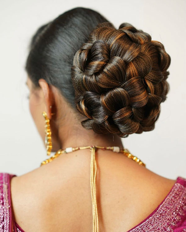 Images Of Long Bridal Hairstyles